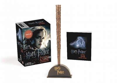 HARRY POTTER HERMIONE'S WAND WITH STICKE