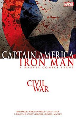 CIVIL WAR: CAPTAIN AMERICA IRON MAN