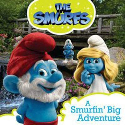 A SMURFIN' BIG ADVENTURE