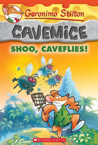 SHOO CAVEFLIES!