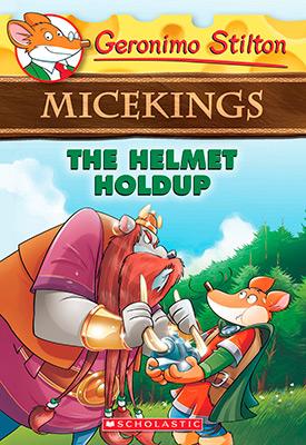 THE HELMET HOLDUP ( MICEKINGS 6)