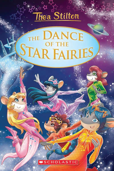 THE DANCE OF THE STAR FAIRIES: SPECIAL EDITION #8