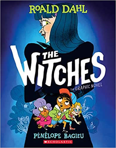 THE WITCHES: THE Novela Gráfica