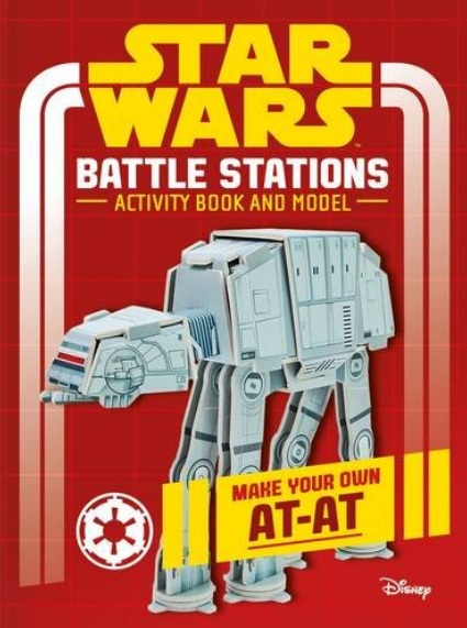 BATTLE STATIONS: ACTIVITY BOOK AND MODEL
