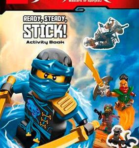 LEGO NINJAGO STICKER ACTIVITY