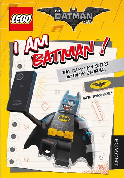 LEGO DC BATMAN'S ACTIVITY DIARY