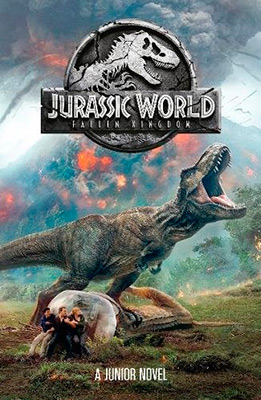 JURASSIC WORLD 2 BOOK OF THE FILM