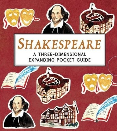 SHAKESPEARE.- A THREE-DIMENSIONAL POCKET GUIDE