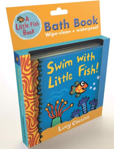SWIM WITH LITTLE FISH!