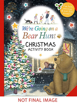 WE'RE GOING ON A BEAR HUNT: MY CHRISTMAS ACTIVITY