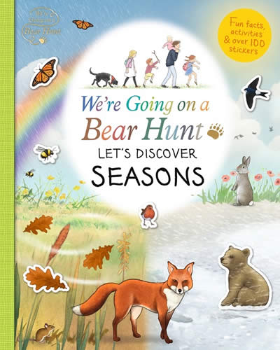 WE'RE GOING ON A BEAR HUNT: LET'S DISCOVER SEASONS