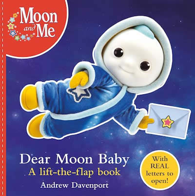 MOON AND ME: DEAR MOON BABY