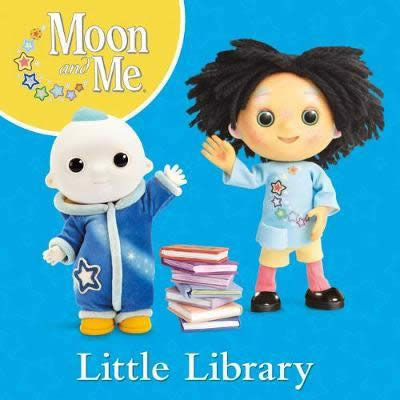 MOON AND ME: LITTLE LIBRARY