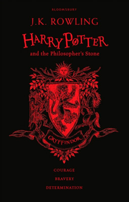 HP AND THE PHILOSOPHER'S STONE: GRYFFINDOR EDITION