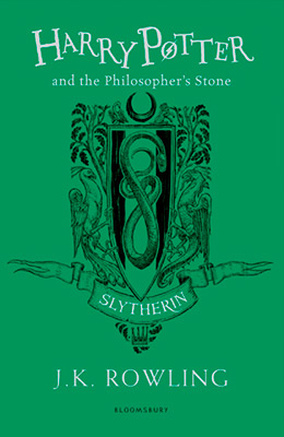 HP AND THE PHILOSOPHER'S STONE: SLYTHERIN EDITION