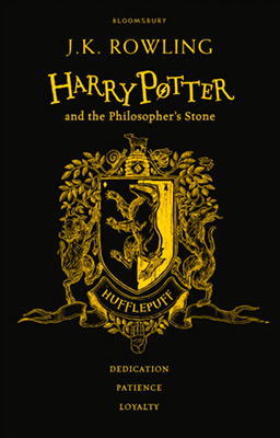 HP AND THE PHILOSOPHER'S STONE: HUFFLEPUFF EDITION