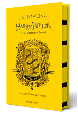 H P AND THE CHAMBER OF SECRETS: HUFFLEPUFF EDITION