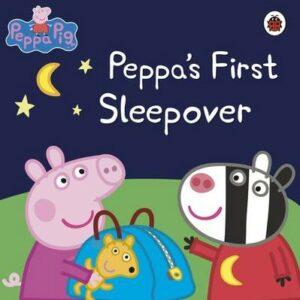 PEPPA'S FIRST SLEEPOVER STORYBOOK