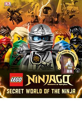 LEGO NINJAGO THE PATH OF THE NINJA