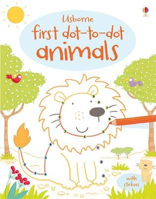 FIRST DOT TO DOT: ANIMALS