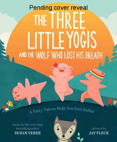 THE THREE LITTLE YOGIS AND THE WOLF WHO LOST HIS B