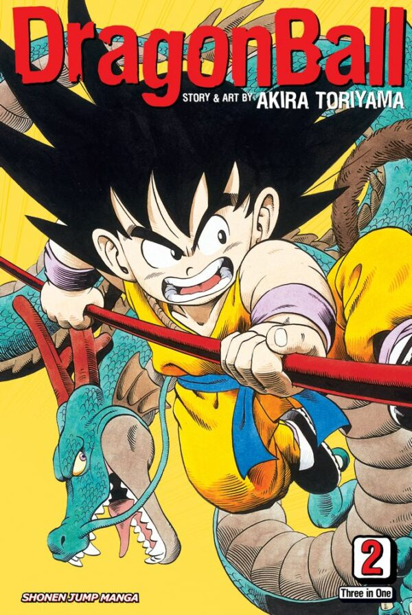 DRAGON BALL, VOLUME 2