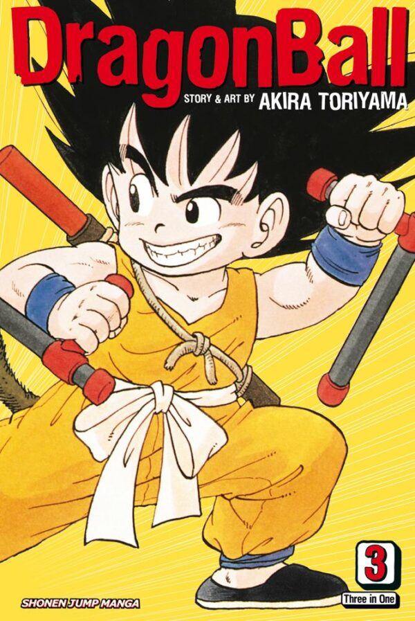 DRAGON BALL, VOLUME 3