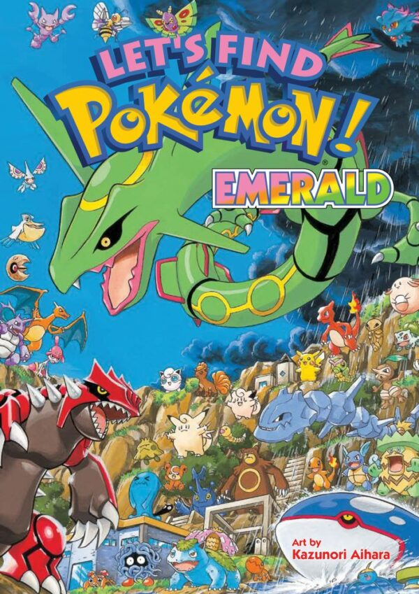 LET'S FIND POKEMON! EMERALD