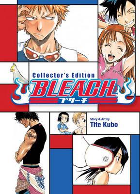 BLEACH 01 COLLECTOR'S EDITIOHA