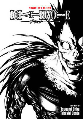 DEATH NOTE 01 COLLECTOR'S EDHA