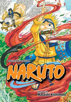 NARUTO COLLECTOR'S ED 01 HA
