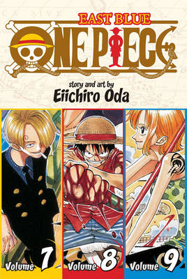 ONE PIECE 3-IN-1 ED V3