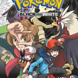 POKEMON BLACK & WHITE 05