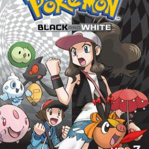 POKEMON BLACK & WHITE 07