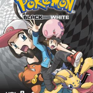POKEMON BLACK & WHITE 08