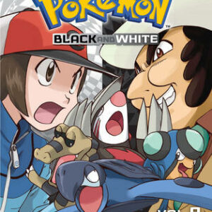 POKEMON BLACK & WHITE 09