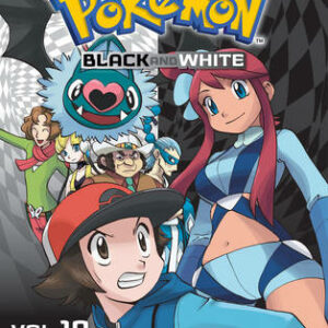 POKEMON BLACK & WHITE 10