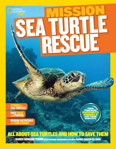 NGR KIDS: SEA TURTLE RESCUE