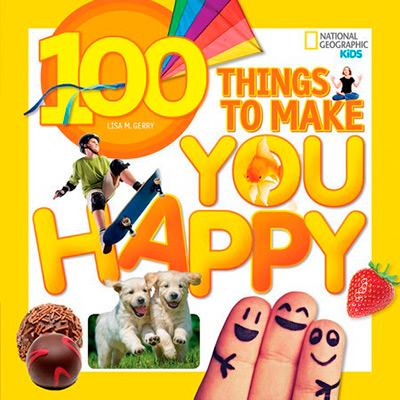 100 THINGS MAKE YOU HAPPY