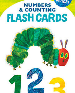 WORLD OF ERIC CARLE NUMBERS & COUNTING FLASH