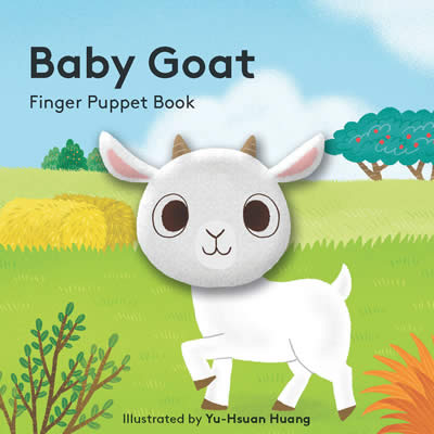 BABY GOAT: FINGER PUPPET BOOK