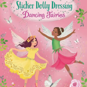 STICKER DOLLY DRESSING DANCING FAIRIES