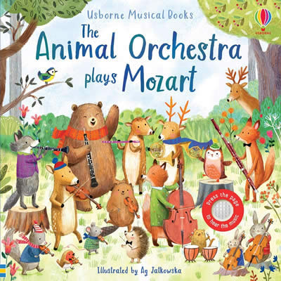 THE ANIMAL ORCHESTRA PLAYS MOZART