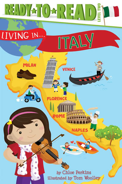 LIVING IN...ITALY