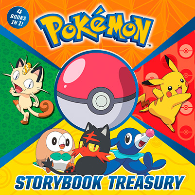 POKEMON STORYBOOK TREASURY