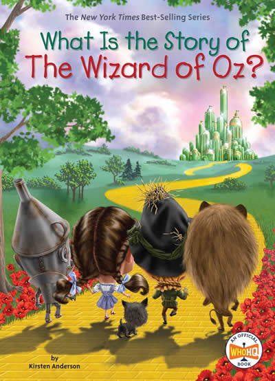 WHAT IS STORY OF WIZARD OF OZ