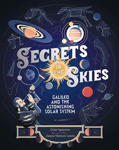SECRETS IN THE SKIES