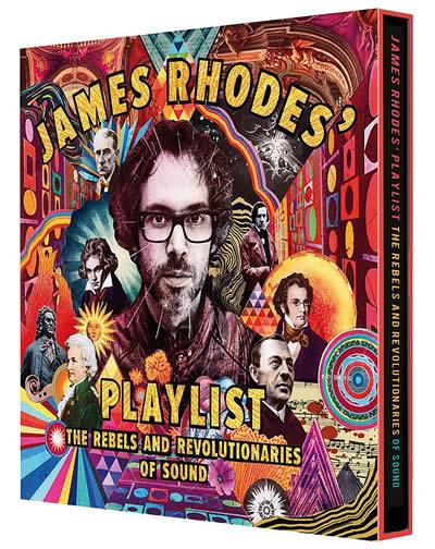 JAMES RHODES' PLAYLIST