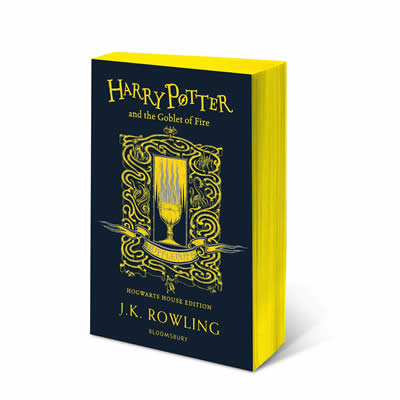 HARRY POTTER AND THE GOBLET OF FIRE - HUFFLEPUFF E