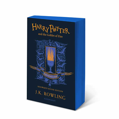 HARRY POTTER AND THE GOBLET OF FIRE - RAVENCLAW ED